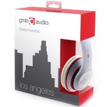 Gembird Los Angeles 3.5 mm ყურსასმენი MHS-LAX-W
