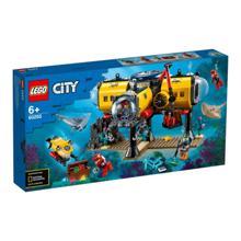 LEGO CITY-ოკეანის საძიებო ბაზა