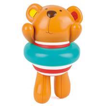 Hape აბაზანის სათამაშო Swimmer Teddy Wind-Up Toy