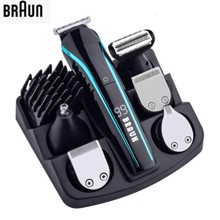მულტიფუნქციური თმის და წვერის საკრეჭი BRAUN უფასო ადგილზე