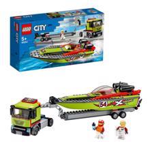 lego CITY-ტრანსპორტი