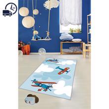 Cozy Home საბავშვო ხალიჩა თვითმფრინავები 180x280