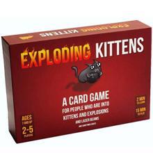 bgc სამაგიდო თამაში Exploding Kittens