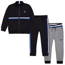 Mayoral Mini Boy Tracksuit with two joggers