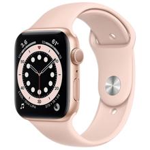 Apple Watch Series 6 44mm Pink (Model A2292) სმარტ საათი