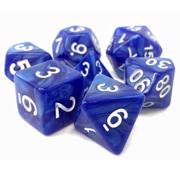 TASTY MINSTREL GAMES კამათელი 7-set Sigil of Faith BUwh RPG Dice