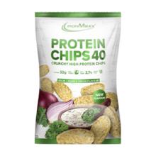 Protein Chips 40 ჩიფსი ხახვის სოუსით 50 გრ