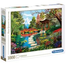 CLEMENTONI ფაზლი | ფუჯის ბაღები 1000 ნაწილიანი