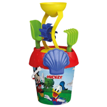 adriatic 691 Mickey Mouse Bucket ქვიშის ნაკრები