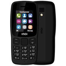 """Inoi 101 1.8"""" Dual Sim Black მობილური ტელეფონი"""