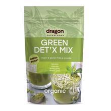 Smart Organic Green Detox Mix, მცენარეული მიქსი 200 გრ