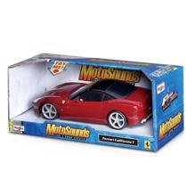 Maisto 1:24 RC MotoSounds-Ferrari California T სათამაშო მანქანა