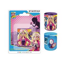 Starpak სათლელი Metal Sharpener Spy Barbie