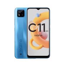 Realme C11 2021 2/32GB Blue მობილური ტელეფონი