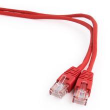 Gmb კაბელი CAT5e UTP Patch cord red 0.5 m