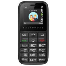 2E Mobile phone T180 2020 Dual SIM Black