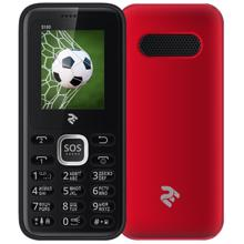2E Mobile phone S180 Dual SIM Red