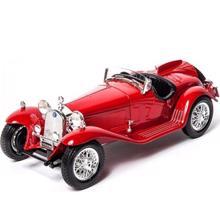Bburago სათამაშო მანქანა Alfa Romeo 1:18
