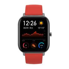 Xiaomi Amazfit GTS Red სმარტ საათი