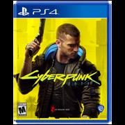 Sony PS4 CYBERPUNK 2077