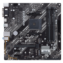 Asus Prime B550M-K დედადაფა