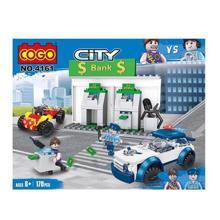 COGO კონსტრუქტორი City