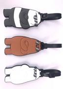 ბარგის იარლიყი/We Bare Bears- Sunglasses Series Luggage Tag