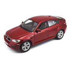 Bburago 1/18 Collezione -  BMW X6 ლითონის მანქანა