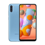SAMSUNG მობილური ტელეფონი Samsung Galaxy A11 2GB RAM 32GB LTE A115FD Blue