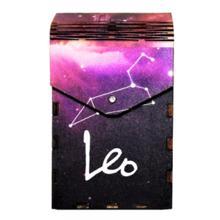 Tibox • ტიბოქს ხის ყუთი Horoscope | Leo