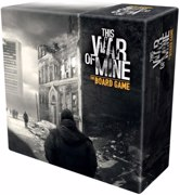 GALAKTA This War of Mine The Board Game სამაგიდო თამაში