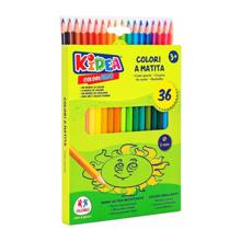 Globo ფერადი ფანქრების ნაკრები 36 ფერი Colored Pencils