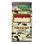 BoyScout ასანთი კოცონის BoyScout 61029 90 მმ 30 ც