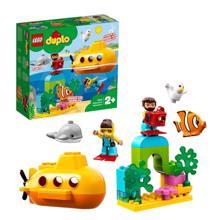 Lego DUPLO წყალქვეშა თავგადასავალი