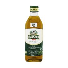 Basso პირველადი ცივი დაწურვის ზეითუნის ზეთი 500 მლ