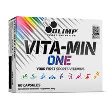 Vita-min One ვიტამინი 60 აბი