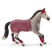 SCHLEICH mare Riding tournament სათამაშო ფიგურა
