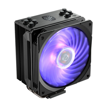 Cooler Master Hyper 212 RGB Black პროცესორის ქულერი