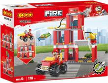 COGO კონსტრუქტორი Fire