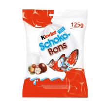 Kinder შოკოლადი Schoko Bons 125 გრ