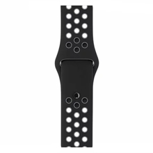 Maja Apple watch სამაჯური Nike Black/Gray 38x40 mm