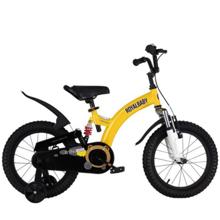"Royalbaby Flying bear Yellow ველოსიპედი 16"""