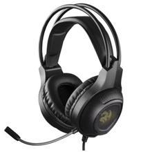 2E HG310 LED 3.5mm Black Gaming ყურსასმენი