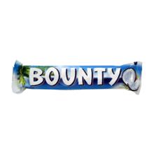 BOUNTY შოკოლადის ბატონი 55 გრ
