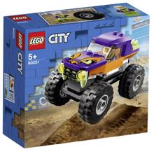 LEGO CITY მონსტრი მანქანა