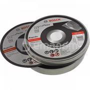 BOSCH საჭერელი დისკი Bosch Cutting disc Standard for Inox 115x1x22.23mm, S