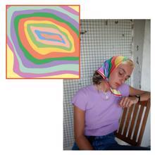თავსაბურავი - Rainbow II
