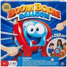 Spin master Boom Boom Balloon სამაგიდო თამაში