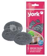 York  ჭურჭლის სახეხი ღრუბელი რკინის York 0341 3 ც
