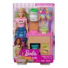 MATTEL Barbie შეფმზარეული ატრიას მოსამზადებელი ნაკრები